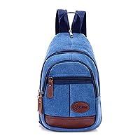 BKPEER New Ladies Canvas Shoulder Bag Wear Solid Color Men And Women Shoulder Bag