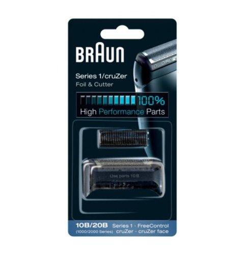 Braun 1775 Rasierer (Braun Scherteile Kombipack Series 1/10B FreeControl  für Rasierer Series 190, 180, 170)