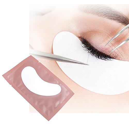 120 Paires De Cil Extension De Cils Cerne Coussinets En Gel Non Pelucheux Evident Effect Makeup