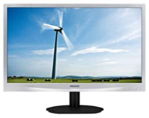 "Philips 220S4LSS/00 Ecran PC LCD 22"" (55 cm) 1680 x 1050 Argent"
