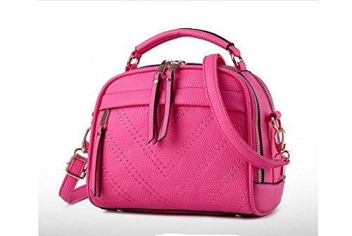 borse di marea, bagagli, moda Spalla, messaggero del pacchetto rose Red