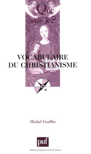 Vocabulaire du christianisme