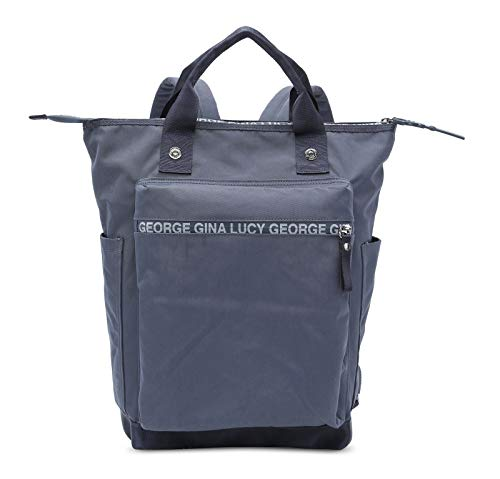 George Gina & Lucy Baby Bags Minor Monokissed Navy