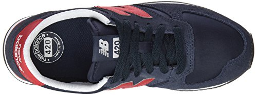 New Balance 420, Chaussures de Running Entrainement Mixte Adulte Multicolore (Navy 410)