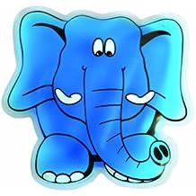 Eisbeutel in Elefantenform - Heiss und Kalt benutzbar