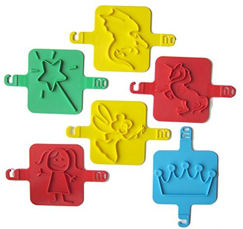 red-rooster-toy-company-beach-stamps-fantasy-shapes-set-of-6-by-new-metro-design