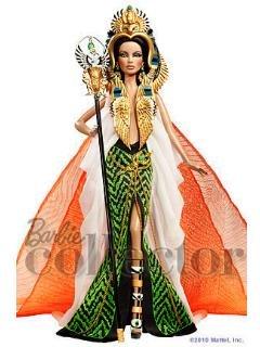Preisvergleich Produktbild Barbie Collector # 4550 Cleopatra