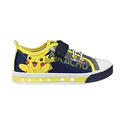 Zapatillas Casual con LED Pokemon 3687 (talla 26)