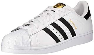 adidas Superstar, Scarpe da Ginnastica Unisex Adulto, Bianco (Ftwr White/Core Black/Ftwr White), 43 1/3 EU (B00OUWR250) | Amazon Products