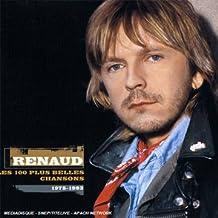 Les 100 Plus Belles Chansons : Renaud (Coffret 5 CD)