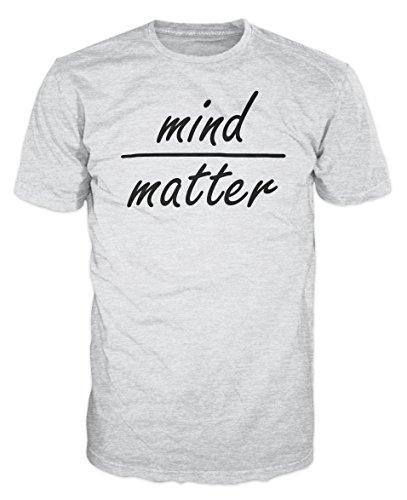 Haddaway Herren T-Shirt Grau Grau Gr. Medium, Grau - Grau