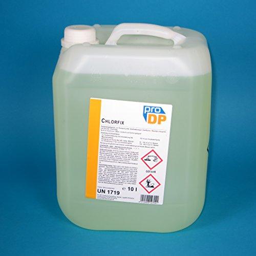 10l Kanister Pro DP Chlorfix Chlorreiniger Universalreiniger Sanitärreiniger Chlorbleiche -