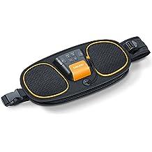 Beurer EM 39 2-in-1, Elettrostimolatore Cintura per Addominali e Dorsali Unisex – Adulto, Nero, Taglia Unica
