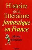 Histoire de la littérature fantastique en France...
