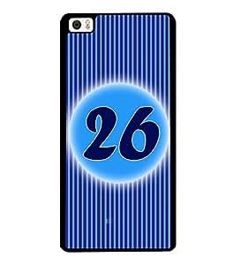 Printvisa 2D Printed Numerology Designer back case cover for Xiaomi Mi 5 - D4246