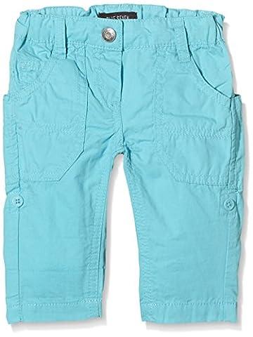 blue seven 942501 - Pantalon Garçon, Bleu (CYAN 650) -