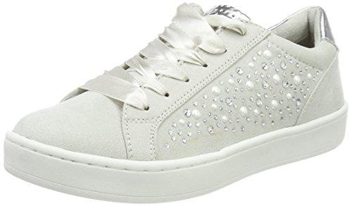 Marco Tozzi Damen 23736 Sneaker grau (Lt.grey comb)