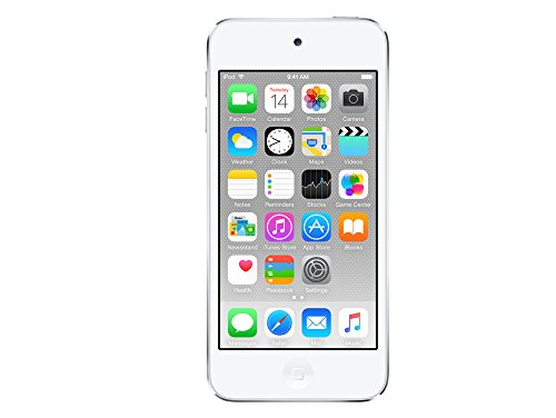 Apple iPod touch, 32 GB, 2015, Silber