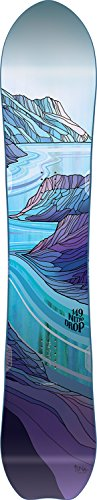 Nitro snowboards–drop '18snow board, donna, 1181-830247, grafico, 149
