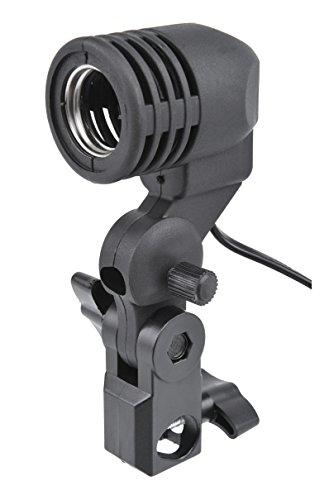 Bresser Mm-01 Portalampada per 1 Lampada E27