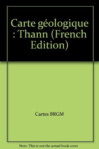 Carte géologique : Thann