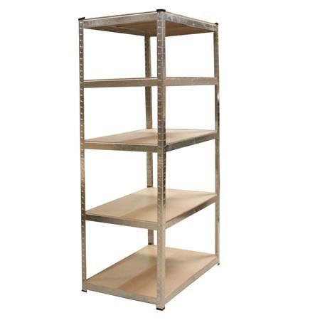 Preisvergleich Produktbild Steckregal 180x90x60cm + kostenloser Versand / 875 kg 5 Böden Schwerlast-Regal Lagerregal Werkstattregal