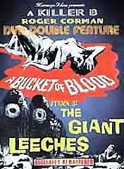 Bucket of Blood & Attack of the Giants Leeches [Import USA Zone 1] (Giant Bucket)