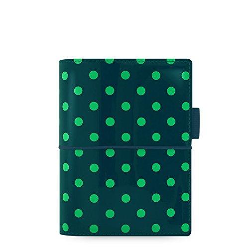 filofax-domino-raccoglitore-copertina-a-pois-colore-verde-pino