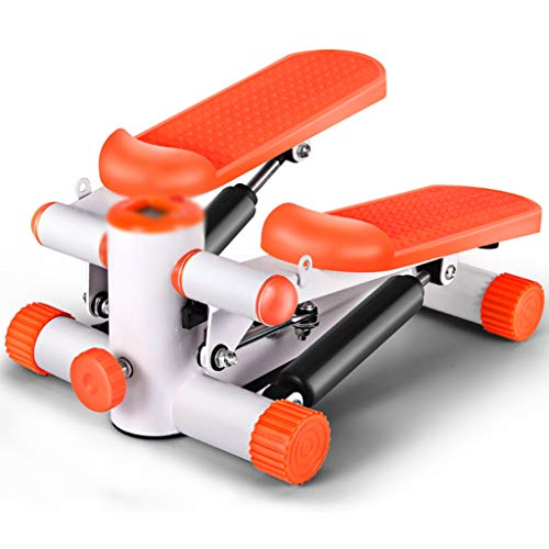 NSC Stepper Laufband Pedal Household Fitness Trainer Multi-Funktion Home Gewichtsabnahme Maschine,Orange