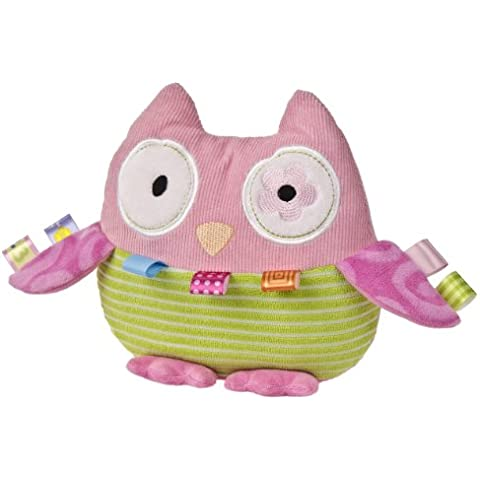 Taggies - Oodles Owl - Peluche Bambino