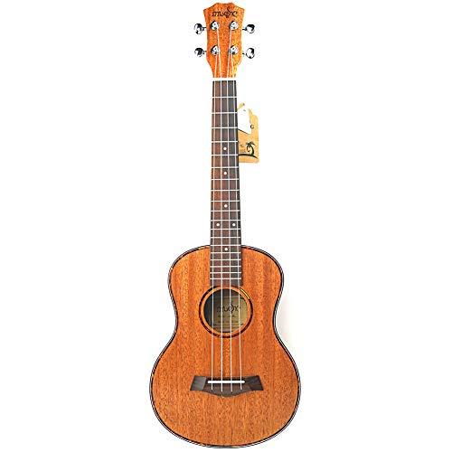 Preisvergleich Produktbild NUYI 26 Zoll Ukulele Kleine Gitarre Senior Mahagoni Classic Look Anfänger Ukulele