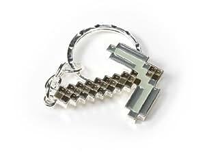 MINECRAFT - Porte-clef Pioche