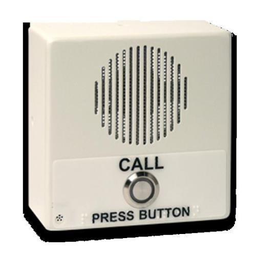 CyberData VoIP V3 Indoor Intercom White CD011211 by CyberData - Voip-intercom