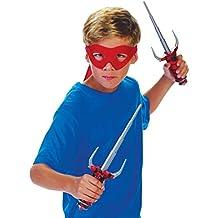 Tortugas ninja 2 - juego de rol, de 3 de los accesorios del traje - Las EFS de Raphael