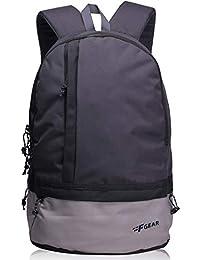 F Gear Burner GB 19 Ltrs Dark Grey Casual Laptop Backpack (2449)