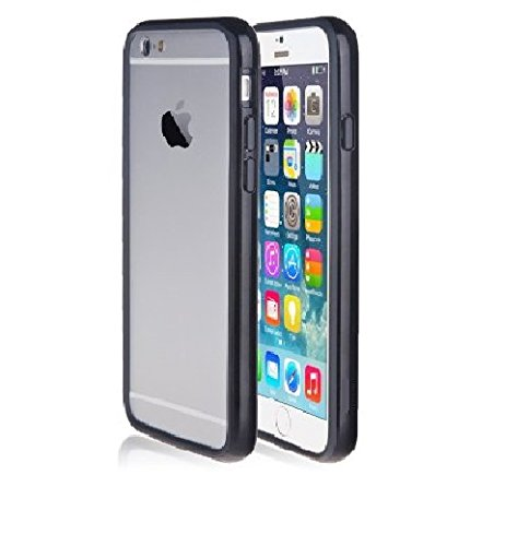 Hutz Ultra Thin Aluminum Metal Black Bumper Frame Case Cover For  Apple iPhone 5  available at amazon for Rs.219