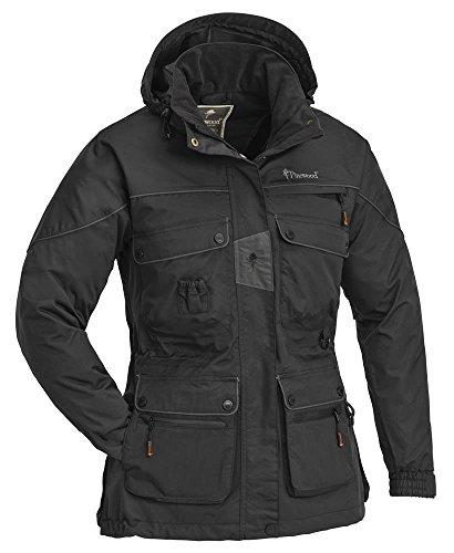 Pinewood 3080 New Jacke Dog Sports Damen schwarz (415) XL