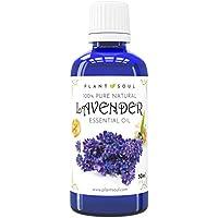 Ätherisches Lavendelöl 50ml 100% rein & natürlich | 1000 Tropfen | Wunderschönes Aroma | Hilft bei Reduzierung... preisvergleich bei billige-tabletten.eu