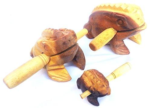 guiro enfant guiro grenouille music instruments jeux jeu bois en bois enfant adulte pour enfant bebe fille adulte guiro \\