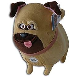 Muñeco Peluche Perro Pug mel mascotas