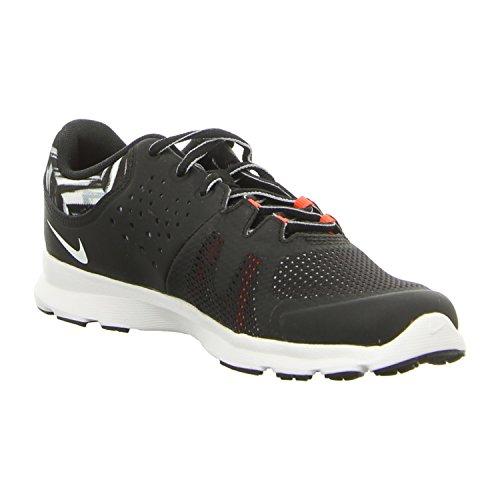 Nike, Pantaloni Donna Legend 2.0 Loose CTN Nero/Bianco
