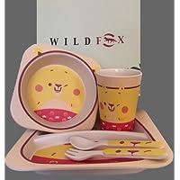 Wild Fox bambú Juego Kids Conejo