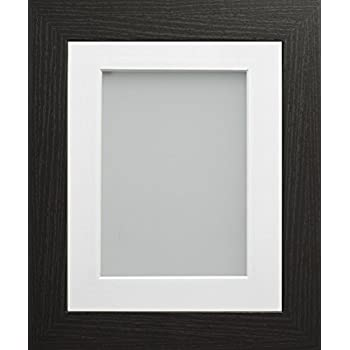 Frame Company Watson Range 10 x 10-inch Black Picture Photo Frame ...