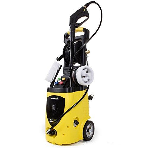 Greencut - Idropulitrice ad alta pressione, JET-3200, colore giallo