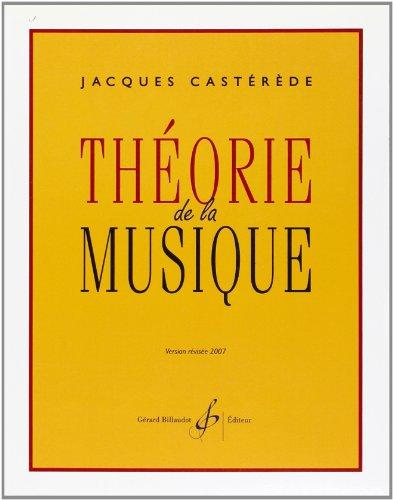 Theorie de la musique par Casterede