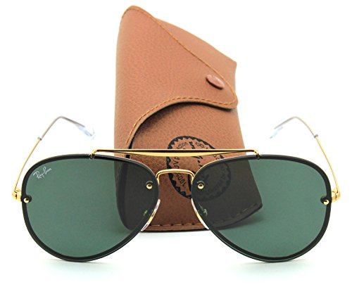 Ray-Ban RB3584N BLAZE AVIATOR Sunglasses 905071, 58mm