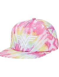 Womens Wonder Woman Baseball Hat