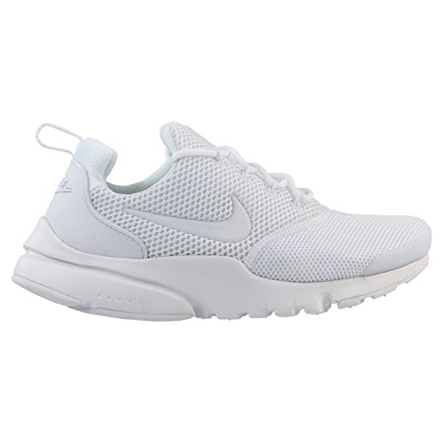 Nike Presto Fly (GS), Chaussures de Gymnastique Fille, Bianco
