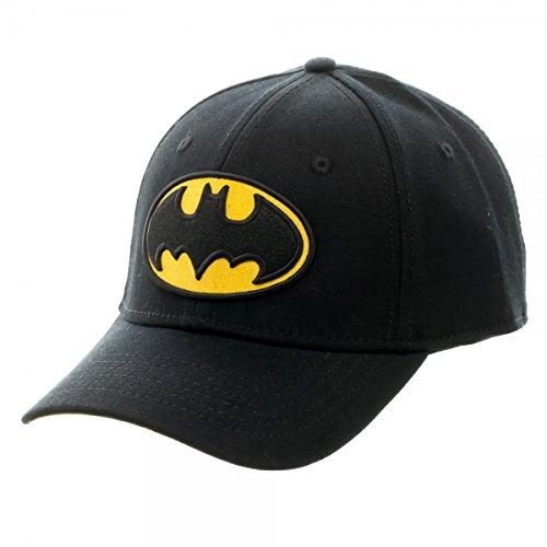 Preisvergleich Produktbild DC Comics Batman Symbol Flex Fit Baseball-Cap