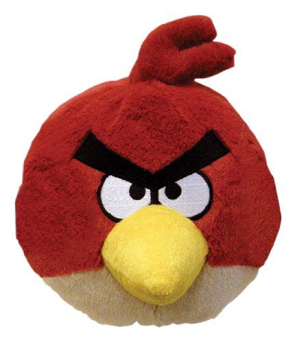Angry Birds 90794 - Peluche, Uccello, circa 13 cm, assortimento